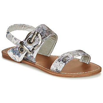 Zapatos Mujer Sandalias Les Petites Bombes PERVENCHE Gris