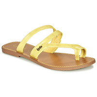 Zapatos Mujer Chanclas Les Petites Bombes TEXANE Ocre