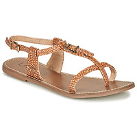 Zapatos Mujer Sandalias Les Petites Bombes ZHOEF Camel