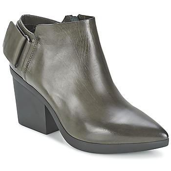 Zapatos Mujer Low boots Vic REVEBE Gris