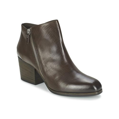 Zapatos casuales salvajes Zapatos especiales Vic ASSINOU Marrón