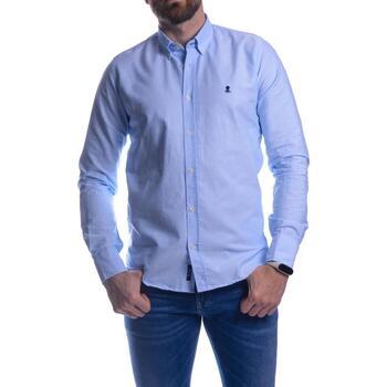 textil Hombre camisas manga larga Elpulpo PM3005101-510 Azul