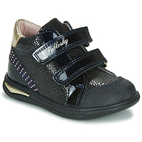 Zapatos Niña Zapatillas altas Pablosky 87529 Marino