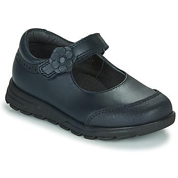 Zapatos Niña Bailarinas-manoletinas Pablosky 334020 Azul