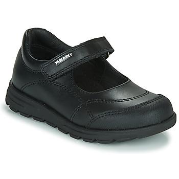 Zapatos Niña Bailarinas-manoletinas Pablosky 334210 Negro