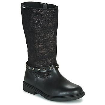 Zapatos Niña Botas urbanas Pablosky 488012 Negro