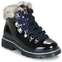Zapatos Niña Botas de caña baja Pablosky 489629-J Azul