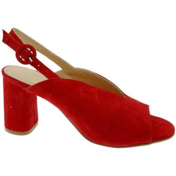 Zapatos Mujer Sandalias Soffice Sogno SOSO20150ro rosso