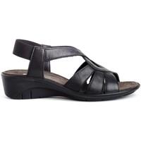 Zapatos Mujer Sandalias Imac 508930 Negro