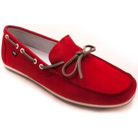Zapatos Hombre Mocasín Soler & Pastor 513-A08 Rojo