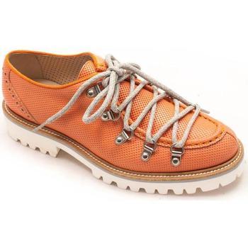 Zapatos Mujer Derbie & Richelieu Calce 638 Naranja