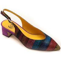 Zapatos Mujer Zapatos de tacón El Cuco 7708 Multicolor