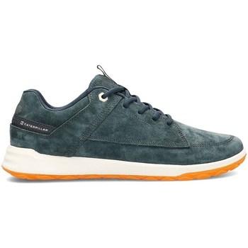 Zapatos Hombre Zapatillas bajas Caterpillar Quest Verdes