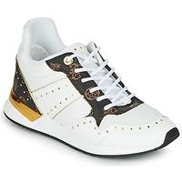 Zapatos Mujer Zapatillas bajas Guess REJJY Blanco