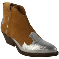 Zapatos Mujer Botines Janet&Janet 45150 Beige