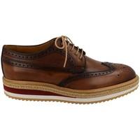 Zapatos Hombre Derbie Calce 37300 Beige