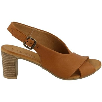 Zapatos Mujer Sandalias Bueno Shoes N1505 Beige