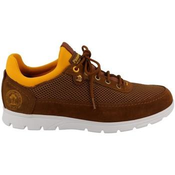 Zapatos Hombre Zapatillas bajas Panama Jack DAVOR Beige