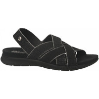 Zapatos Mujer Sandalias Enval D SA 52905 nero-arg