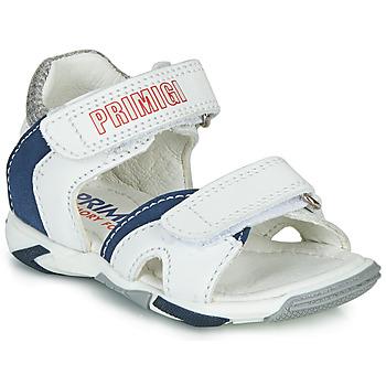 Zapatos Niño Sandalias Primigi  Blanco