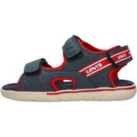 Zapatos Niño Zapatos para el agua Levi's - Vista blu VSAN0010S-0040 BLU