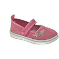 Zapatos Niña Bailarinas-manoletinas K-Tinni KFY17830 Rosa