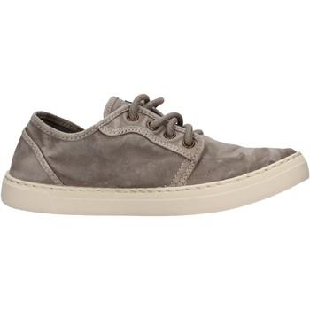 Zapatos Mujer Deportivas Moda Natural World - Sneaker grigio 6302E-670 GRIGIO