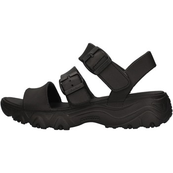 Zapatos Mujer Sandalias Skechers - D'lites nero 111061 BBK NERO