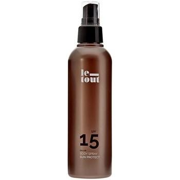 Belleza Mujer Protección solar Le Tout Sun Protect Body Spray Spf15  200 ml