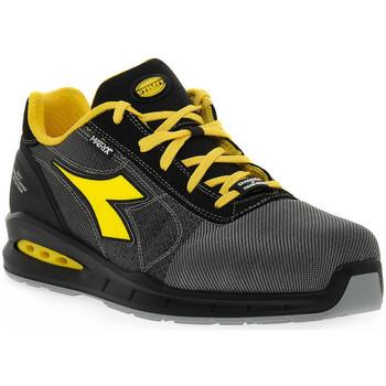 Zapatos Hombre zapatos de seguridad  Diadora UTILITY RUN NET AIRBOX Grigio