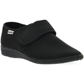 Zapatos Hombre Pantuflas Emanuela NERO PANTOFOLA Nero