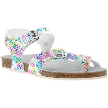 Zapatos Niña Sandalias Grunland MULTI 70DEHA Multicolore