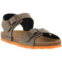 Zapatos Niño Sandalias Grunland TORTORA 40ARIA Beige