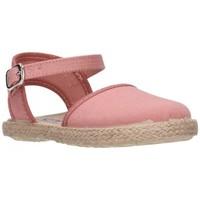 Zapatos Niña Alpargatas Batilas 45801 antique Niña Gris gris