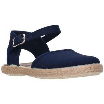 Zapatos Niña Alpargatas Batilas 45801 Niña Azul marino bleu