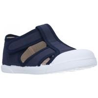 Zapatos Niño Sandalias Batilas 801/123 Niño Azul marino bleu