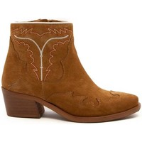 Zapatos Mujer Botines Vexed 6661 Beige
