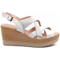 Zapatos Mujer Sandalias Puche 6569 Gris
