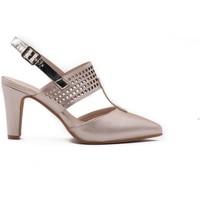 Zapatos Mujer Sandalias Prestigio C-210 Marrón