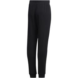 textil Niños Pantalones de chándal Adidas Performace PANTALON ADIDAS YB BB PNT Negro