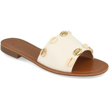 Zapatos Mujer Zuecos (Mules) Buonarotti 1HA-0274 Blanco