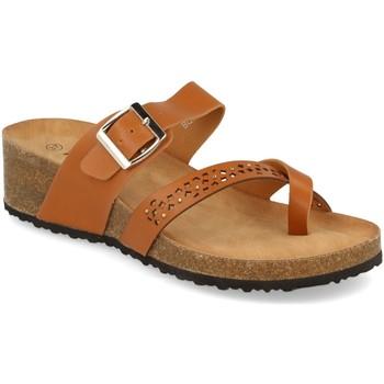 Zapatos Mujer Zuecos (Mules) Tony.p BQ01 Camel