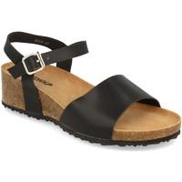 Zapatos Mujer Sandalias Tony.p BQ04 Negro