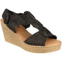 Zapatos Mujer Sandalias Tony.p BQ12 Negro
