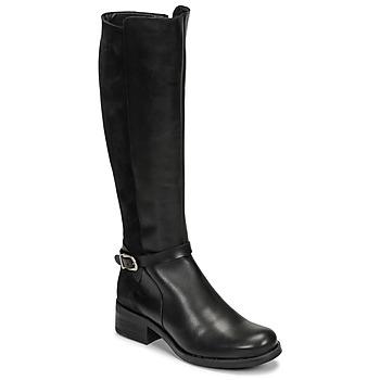 Zapatos Mujer Botas urbanas Betty London NINISS Negro
