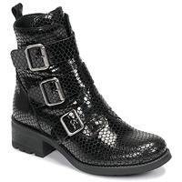Zapatos Mujer Botas de caña baja Betty London NANISS Negro