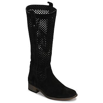 Zapatos Mujer Botas urbanas Betty London DIVOUI Negro