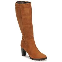 Zapatos Mujer Botas urbanas Betty London NOEME Camel