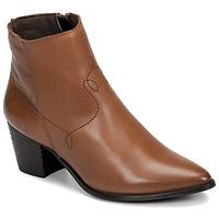 Zapatos Mujer Botines Betty London NIMIE Camel