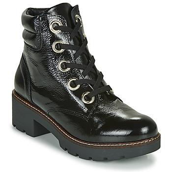 Zapatos Mujer Botas de caña baja Betty London NAULINE Negro